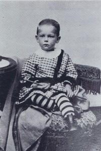 Striped stockings poisoned Victorian children
