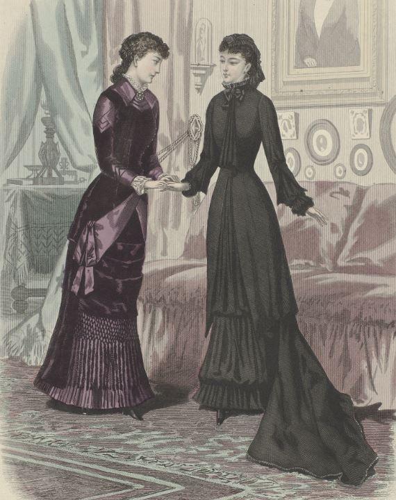 1881 mourning