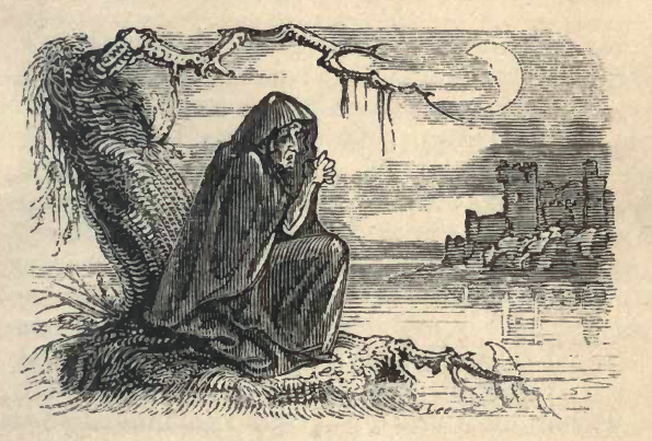 A Banshee in Indiana Bunworth Banshee, Fairy Legends and Traditions of the South of Ireland by Thomas Crofton Croker, 1825