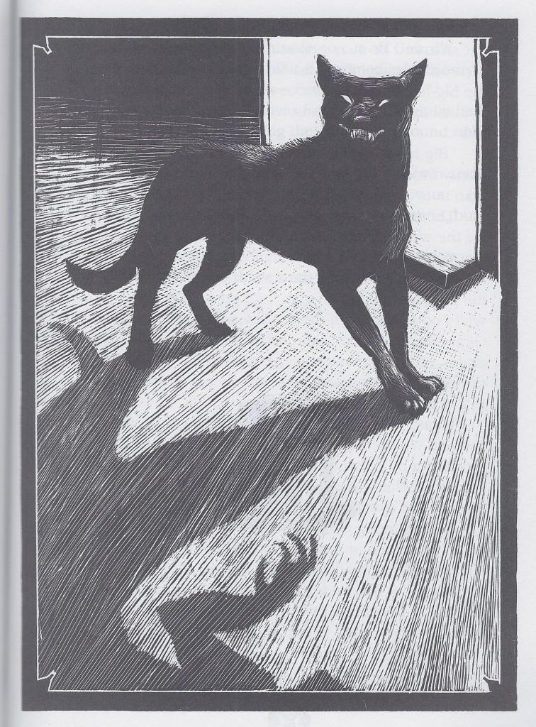 The Devil Walks as a Black Dog