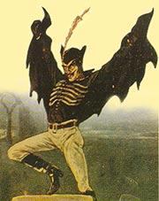 Devilish Spring-Heeled Jack