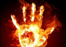 incendiary poltergeist