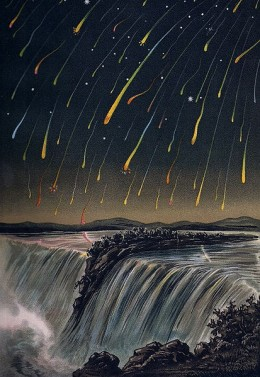 They Came From Outer Space - Killer Meteors