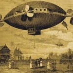 Mysterious airship flap 1896-1897