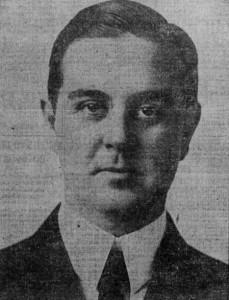 Actor Paul Nicholson, author of the rattlesnake bomb scheme.