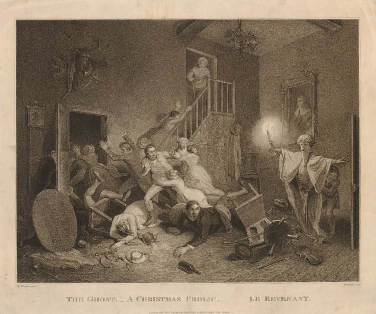 The Passing of the Christmas Ghost Story