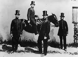 Canada, the Somme, and Gettysburg Canadian Victorian mounted police officers