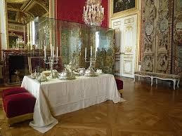 L'affaire des franges - A Versailles Mystery The site of the outrage. The Grand Apartments, Versailles