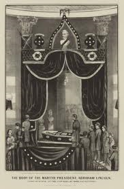 Predicting Lincoln's Death by Horoscope, Trance, and Manual Alphabet Lincoln Lies in State in New York