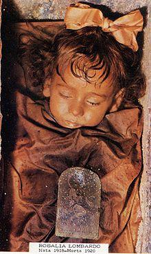 Palermo Mummy