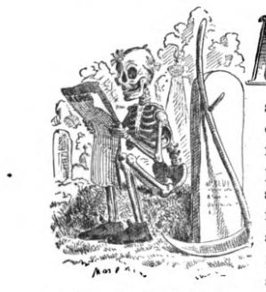 death writing obit  1908