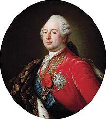 King Louis XVI, Antoine-Francois Callet, 1786.