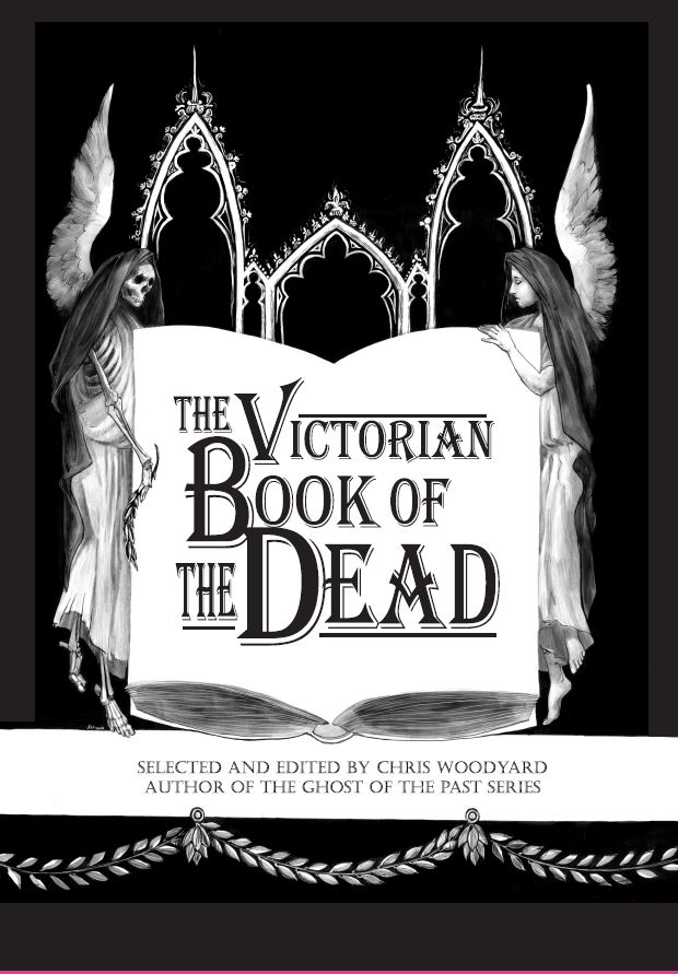 VICTORIAN BOOK OF THE DEAD COVER