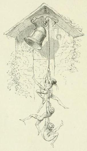 fairy bells Midsummers Eve p. 289