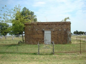 The Moon Mausoleum. From Findagrave.com