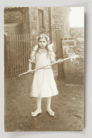 A Christmas Fairy. http://www.nationaltrustcollections.org.uk/object/455232