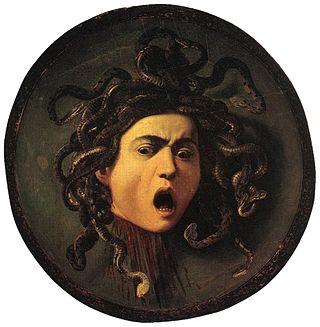Hair Today; Gone Tomorrow: Death by Hair The Head of Medusa, Carvaggio