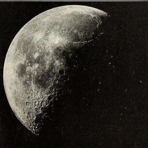 The Madonna in the Moon Moon photograph 1873