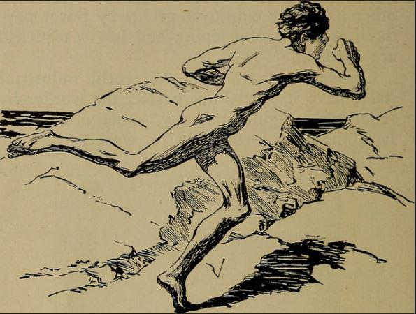 Jack the Stripper stripped runner
