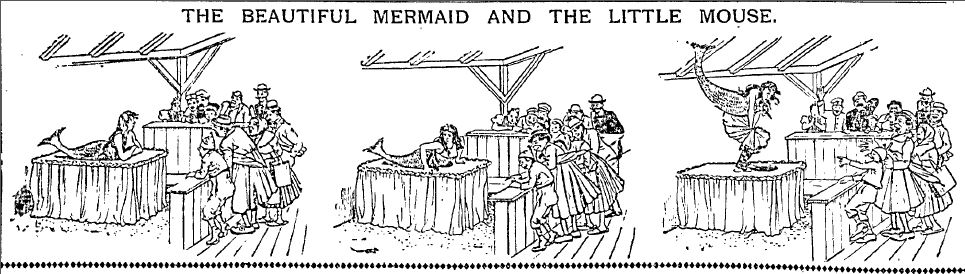 The Mermaid and the Mouse, 1904