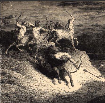centaur poem essay