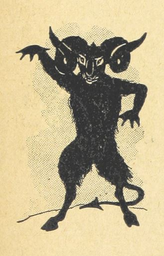 Creature Feature: The Goat Man Devil Goat