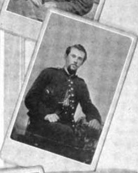 Charles F. Crowfoot, Ninth New York Heavy Artillery