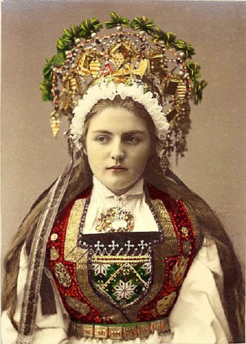 Fairy Crowns of Scandinavia