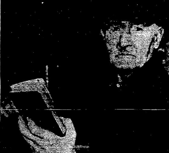 Hickman Whittington: Amateur Exorcist Hickman Whittington, who claimed to banish ghosts with a secret Bible verse.