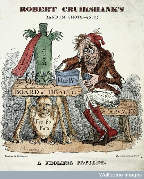 Cholera Curiosities