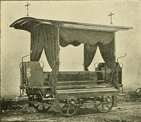 The cheapest class of funeral car.