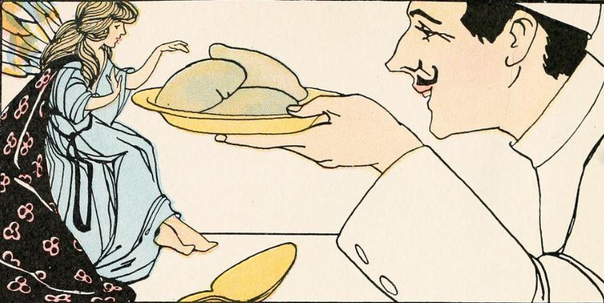 Feeding the Fairies