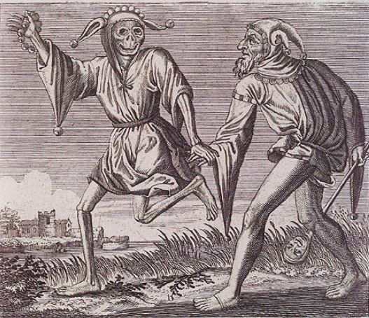 La Mort au Bouffon; Reponse du Bouffon, 1830 http://fantastic.library.cornell.edu/imagerecord.php?record=250