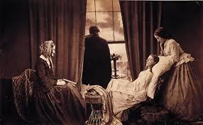An edifying Victorian deathbed.