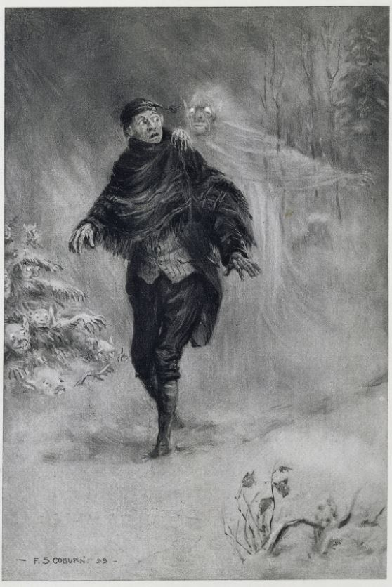 The Night-Walker, 1899, The British Library