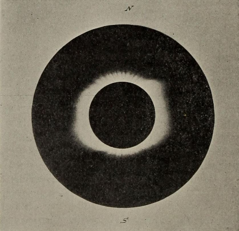 Death by Eclipse and Other Coronal Curiosities Eclipse with Solar Streamers, (Or Eye of Sauron) from 1913