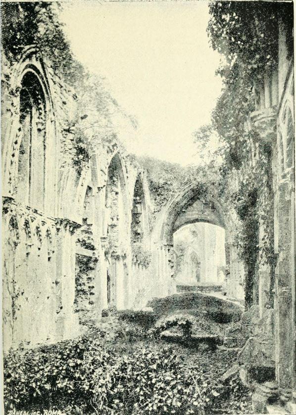 The Odor of Sanctity: Phantom Fragrance at Glastonbury Abbey