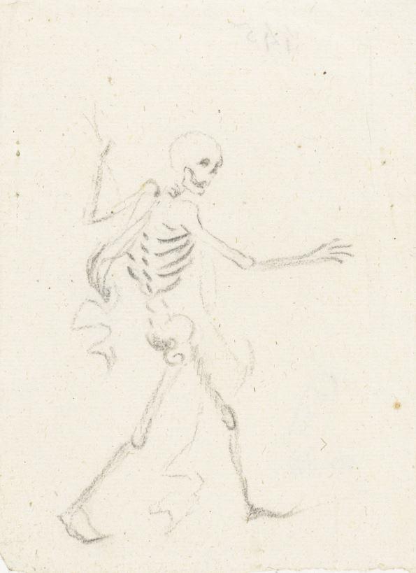 Walking in a Dead Man's Bones Lopend Skelet, [Walking Skeleton] Gesina ter Borch, c. 1656 https://www.rijksmuseum.nl/en/search/objects?q=skelet&p=2&ps=12&ii=2#/RP-T-00-58,14