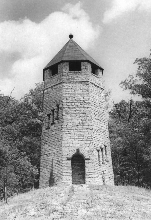 The Tower: Celebrating Atlas Obscura Day in Ohio