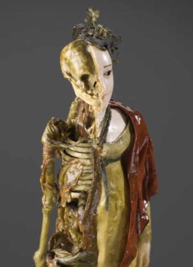 The Waxen Effigy of a Child